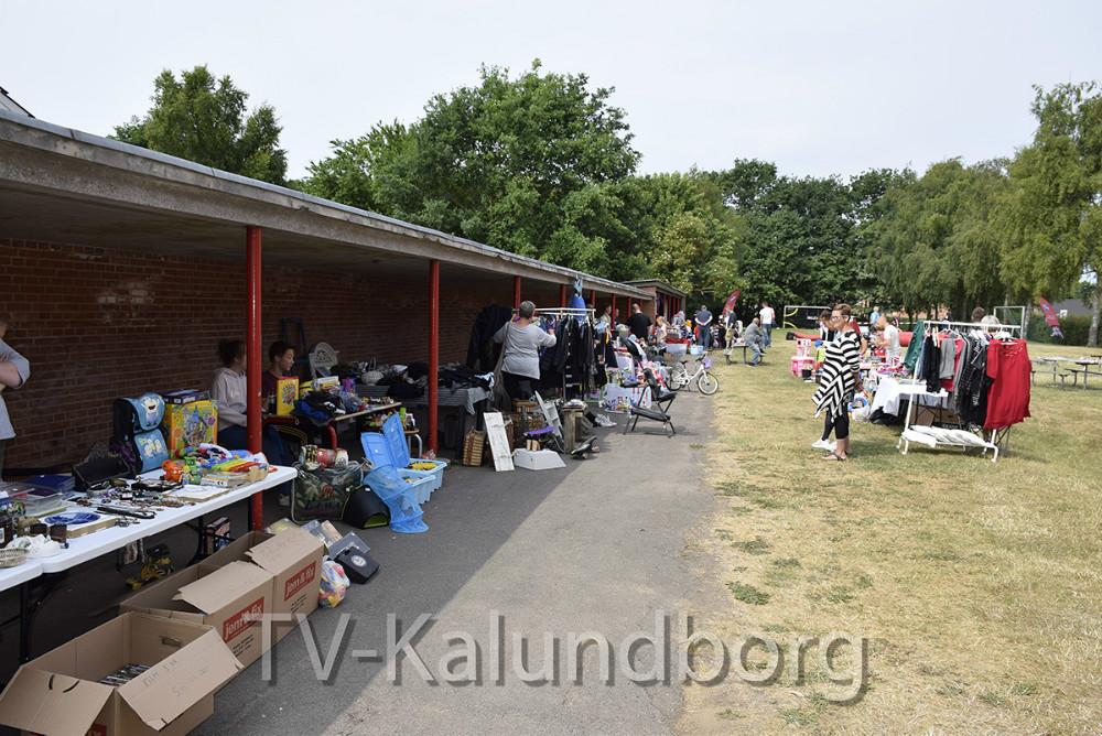 Tv Kalundborg Loppemarked Og Hyggedag
