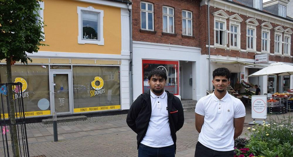 Mandag den 22. juni åbner en ny donutbutik på Øen i Kalundborg. Foto: Gitte Korsgaard.