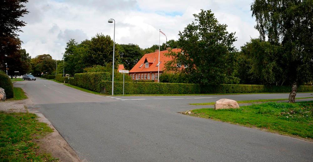 Striden om den nye vej fra Herredsåsen til Raklev får nu en gruppe borgere til at oprette et Lokalråd. Foto: Jens Nielsen