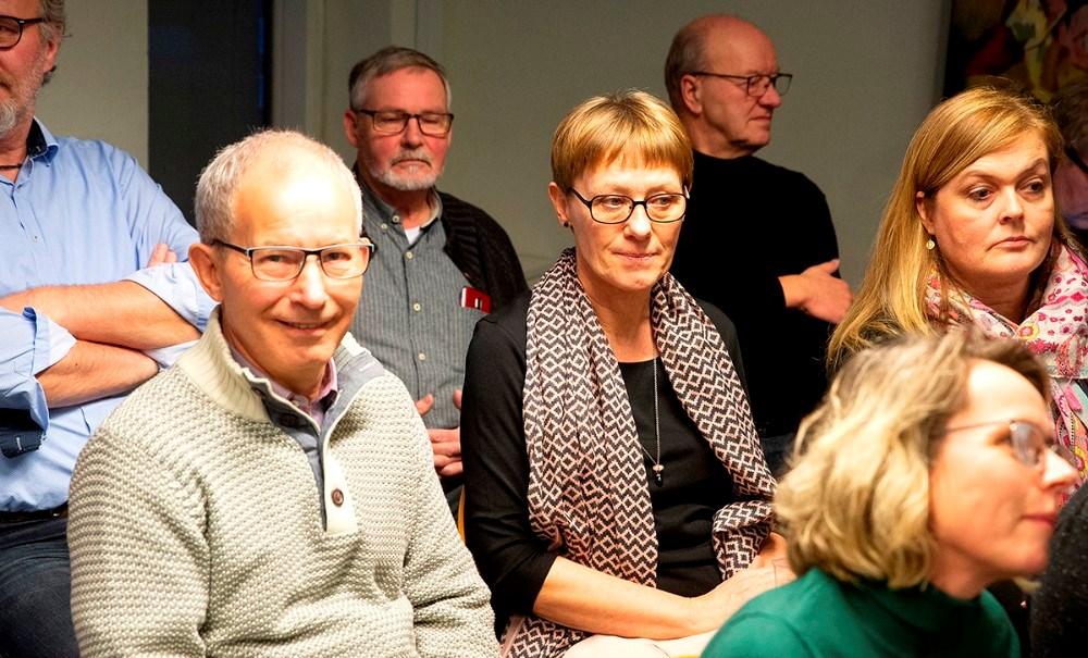 Ægteparret Anne og Niels Overgaard er blandt initiativtagerne til det nye Lokalråd. Foto: Jens Nielsen
