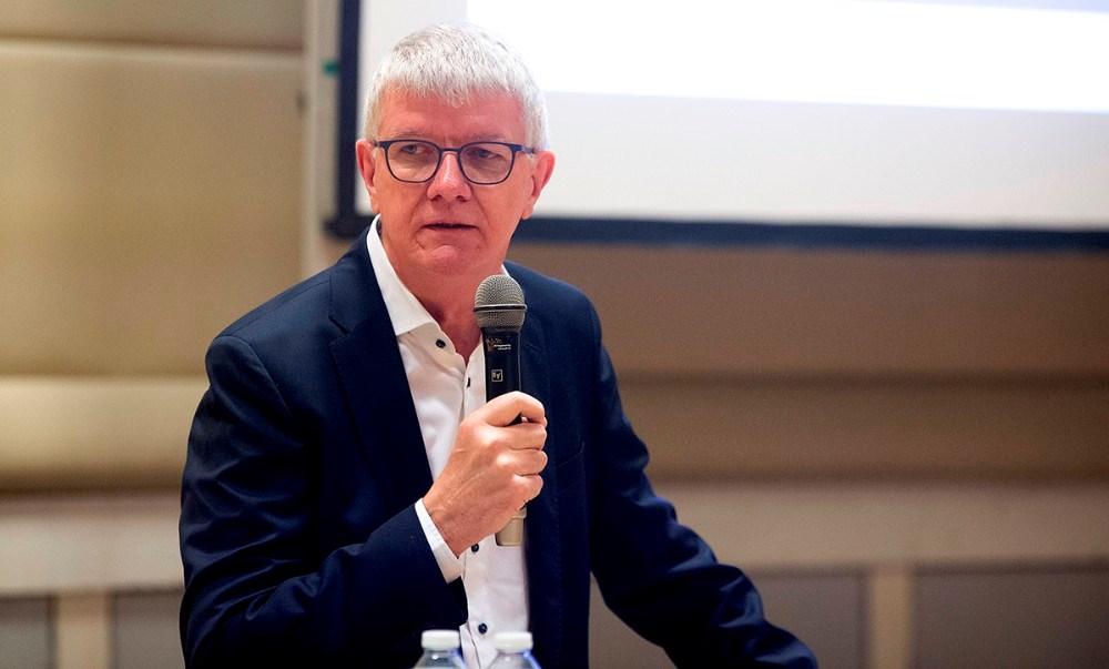 Formand for foreningen Jammerland Bugt, Ole Nyvold. Foto: Jens Nielsen
