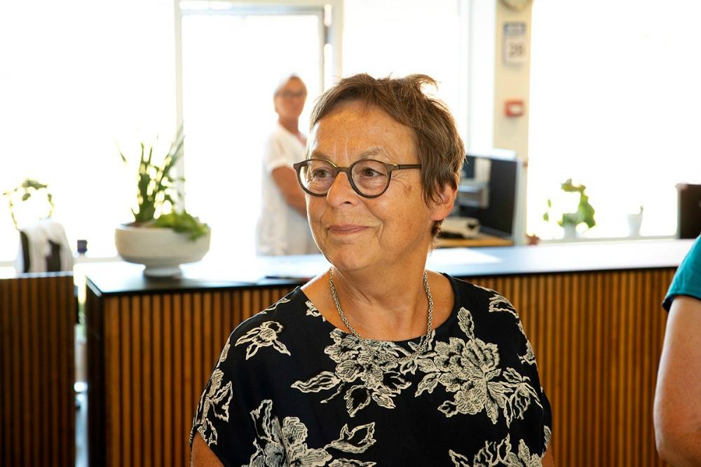 Karen Sørensen, kredsformand for Kalundborg Lærerkreds. Foto: Jens Nielsen