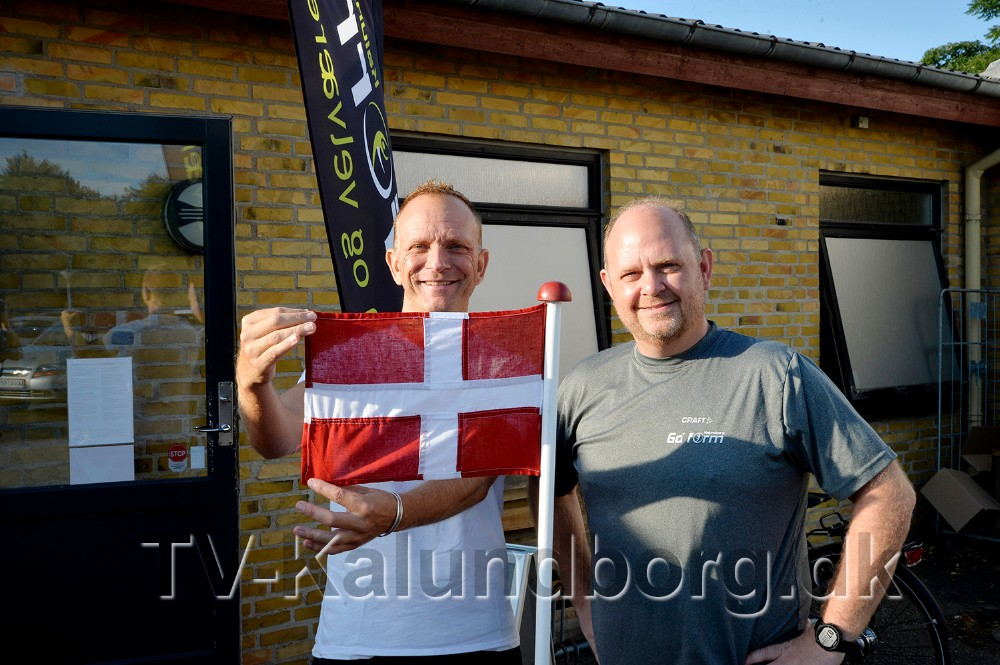 Thomas Saaby Hansen og Søren Lund Larsen fejrede 16-års fødselsdag. Foto: Jens Nielsen