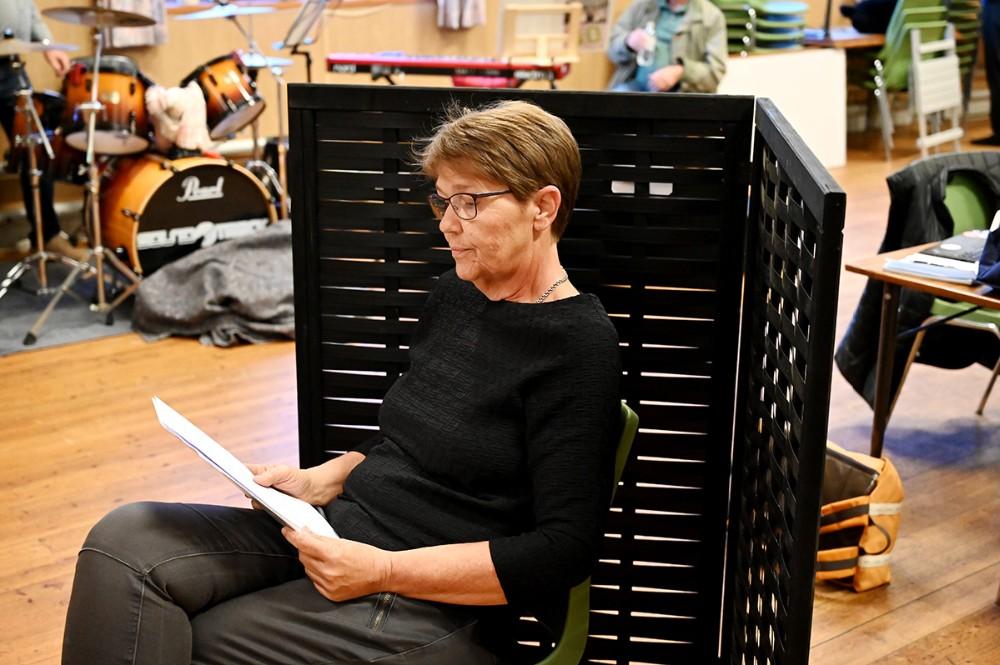 Instruktør Mona Jakobsen. Foto: Jens Nielsen