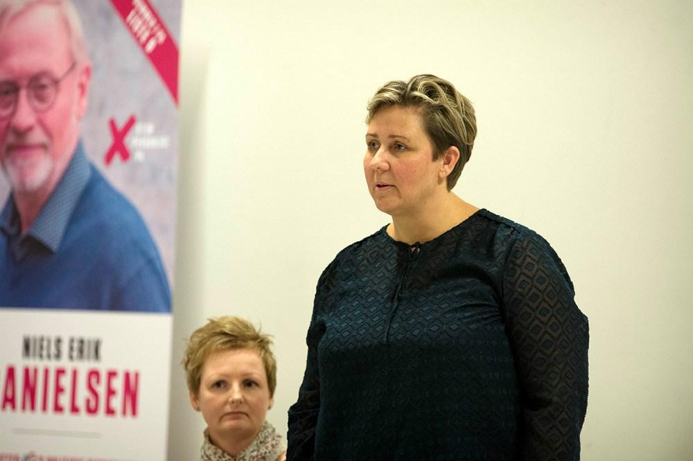 Kristine Vesterskov Olsen, Socialdemokratiet. Foto: Jens Nielsen