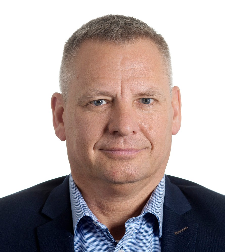 Niels Jørgensen. Privatfoto