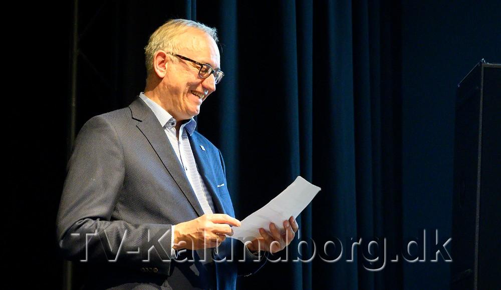 Direktør for Schultz Shipping, Gustav Jakobsen. Foto: Jens Nielsen