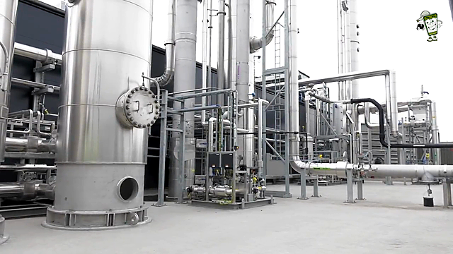 Bioenergi A/S i Kalundborg har fortsat store problemer med lugtgener. Arkivfoto: Jens Nielsen.