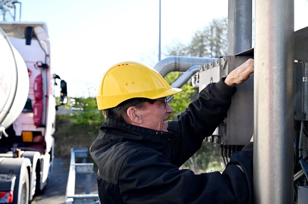 Morten Klos er en af de medarbejdere som er hentet ind. Foto: Jens Nielsen