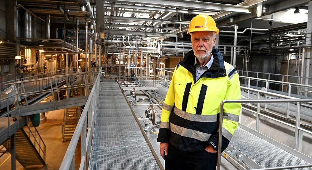 Direktør for RE Energy, Henrik Maimann. Foto: Jens Nielsen