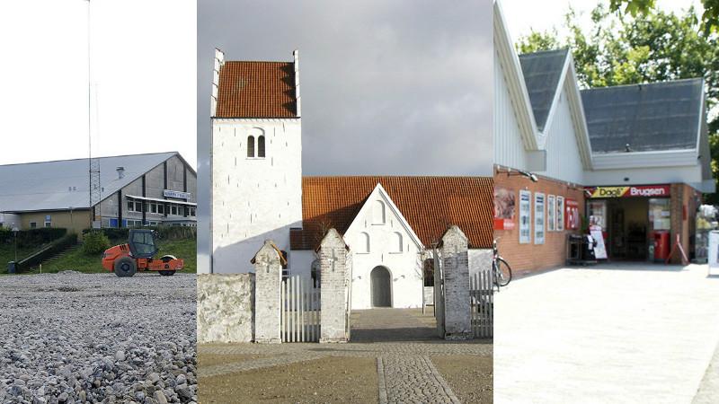 Raklevdagen bliver fejret. Collage: Jens Nielsen.