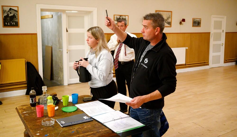 Instruktør Thomas Larsen. Foto: Jens Nielsen