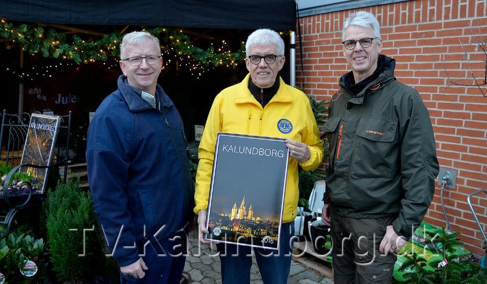 Fra venstre, Kim Rørdam, Flemming Larsen og Ole Agerbæk. Foto: Jens Nielsen