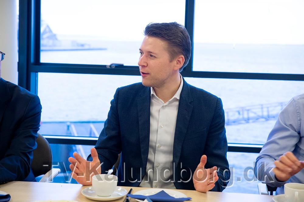 Rasmus Horn Langhoff. Foto: Jens Nielsen