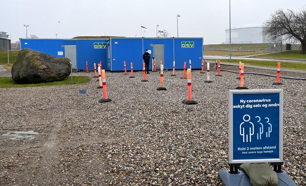Testcenter hos Equinor Refining Denmark. Foto: Jens Nielsen
