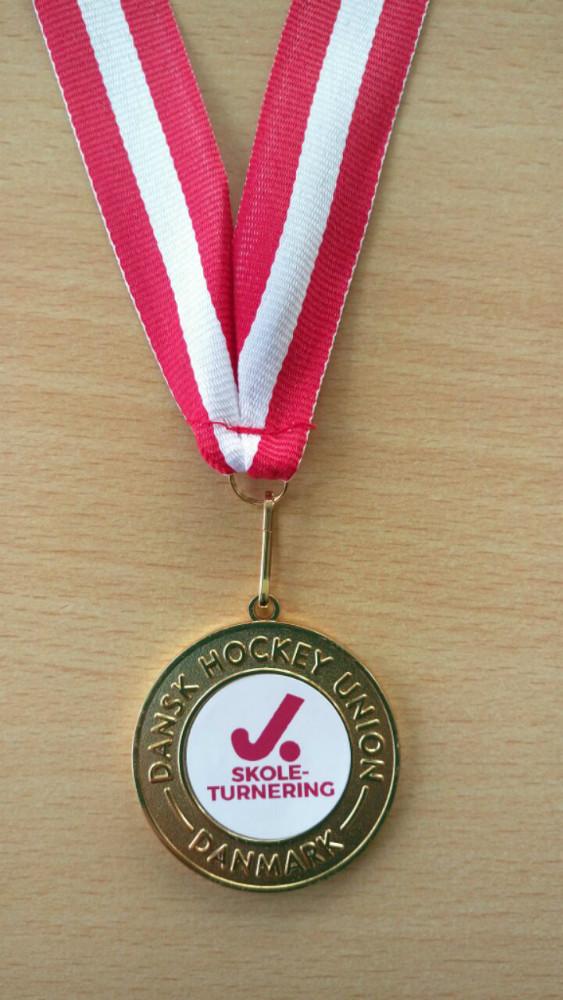 Medaljer til alle puljevinderne