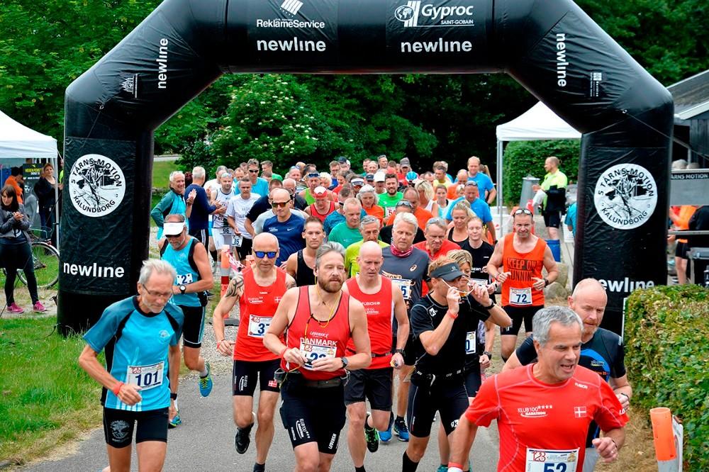 Det er 10. gang at 5 Tårns Motion afvikler Triple Maraton. Arkivfoto: Jens Nielsen