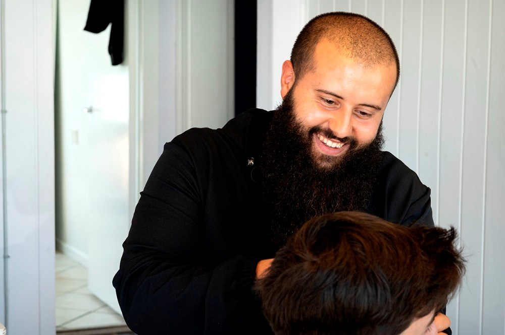 Anas Hussein. Foto: Jens Nielsen