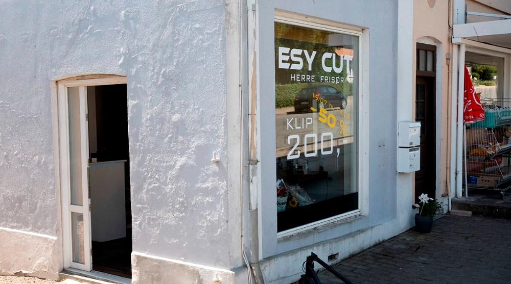 Esy Cut på Sct. Jørgensbjerg 32. Foto: Jens Nielsen