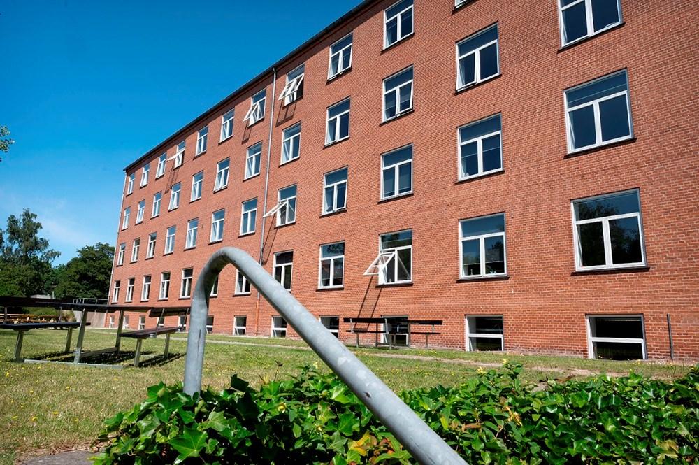 Kalundborgkollegiet får snart endnu flere værelser til udlejning. Foto: Jens Nielsen