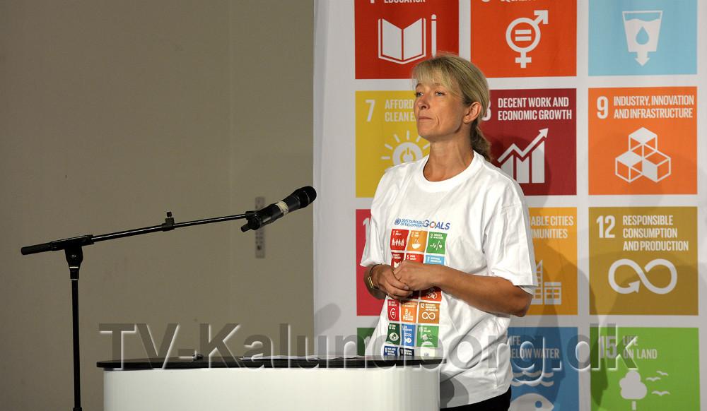 Camilla Brückner, direktør for UNDP's nordiske kontor.Foto: Jens Nielsen
