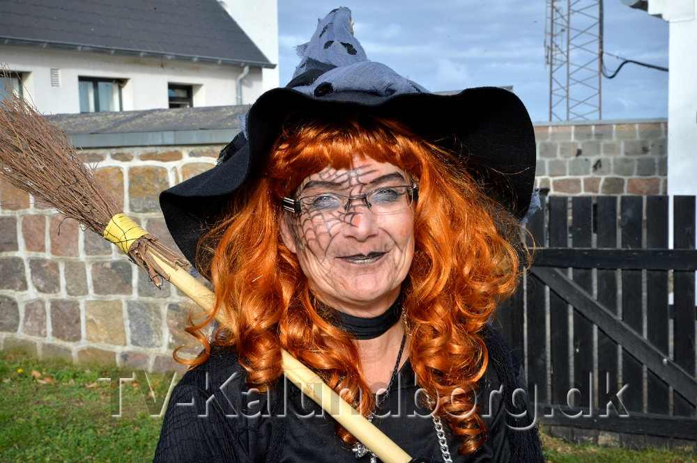 Heksen Helga. Foto: Jens Nielsen