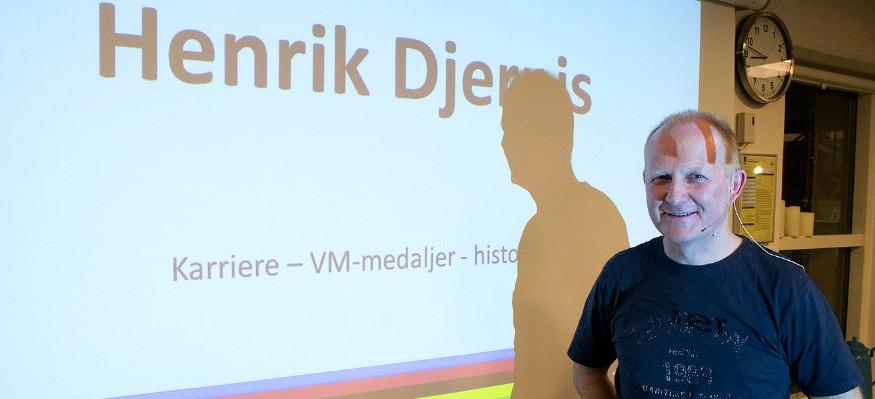 Henrik Djernis. Foto: Jens Nielsen