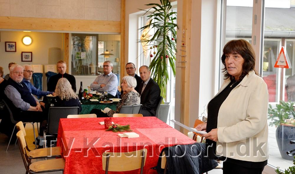 Centerchef Susan Skeel Olsen. Foto: Jens Nielsen