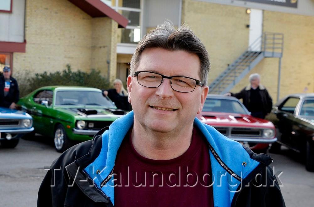 Flemming Lykke Petersen skal stå i spidsen for Svebøllehallens Cafeteria. Foto: Jens Nielsen