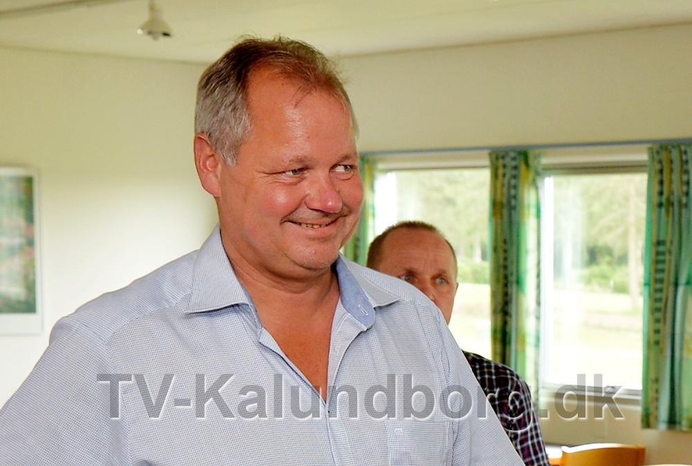 Steen Jensen, formand for Old SBI. Foto: Jens Nielsen