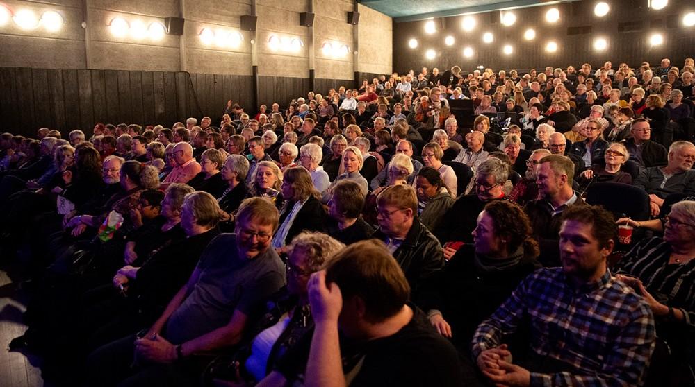 Alle billetter til koncerten var udsolgt. Foto: Jens Nielsen