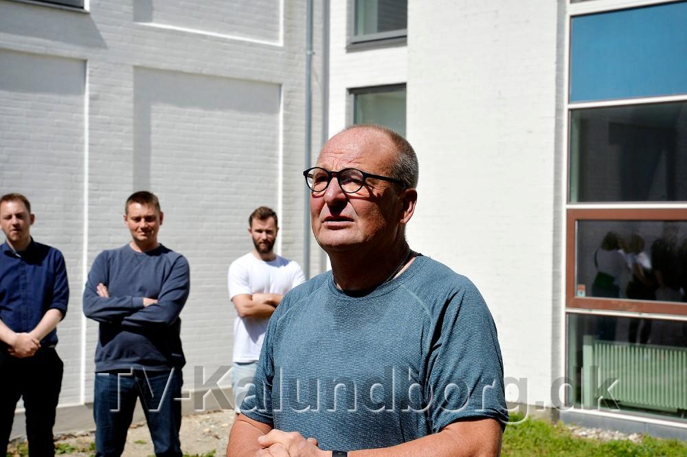 Rektor Peter Abildgaard Andersen. Foto: Jens Nielsen