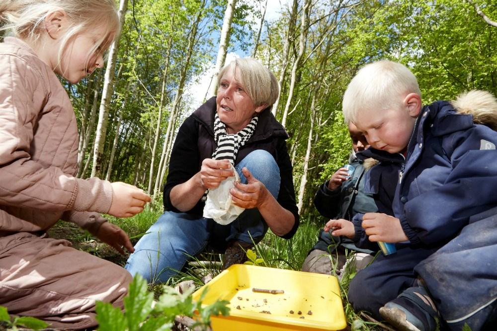 Pædagog Malene Koksby Hansen, der arbejder i Eventyrhuset i Kalundborg, har netop vundet en fornem pris for sit arbejde med børn.