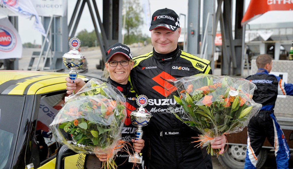 Kenneth Madsen og Mette Felthaus. Foto: Jens Nielsen