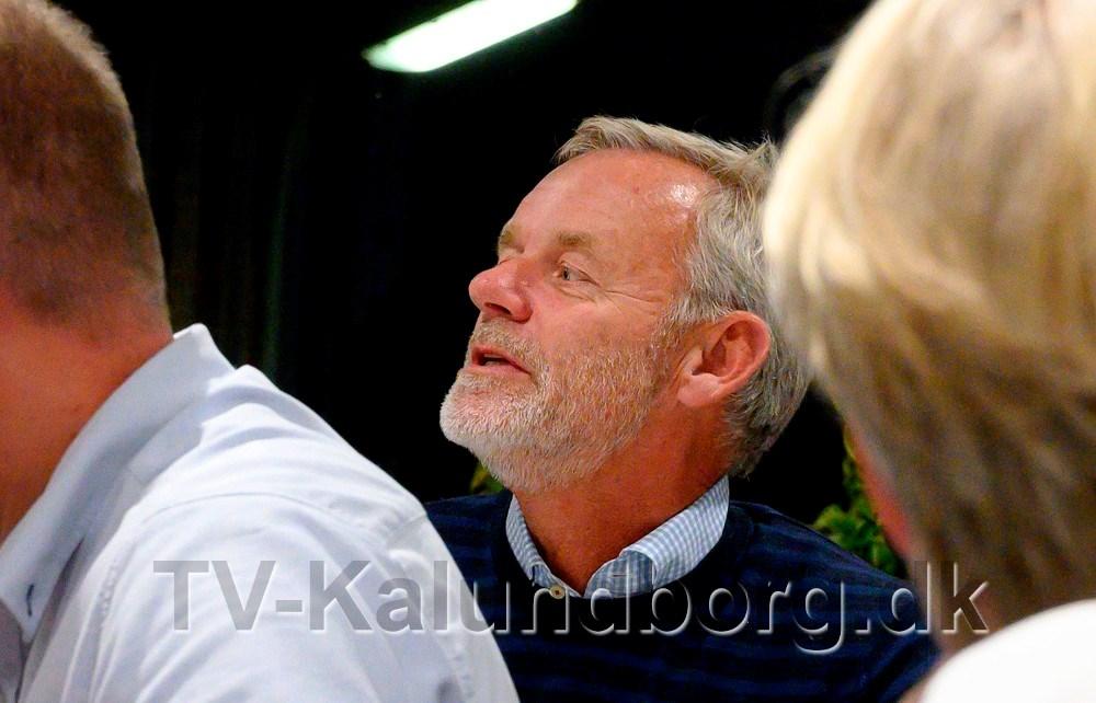 Ole Meredin mener at handelslivet ikke skal lade sig styre af kommunalbestyrelsen. Foto: Jens Nielsen