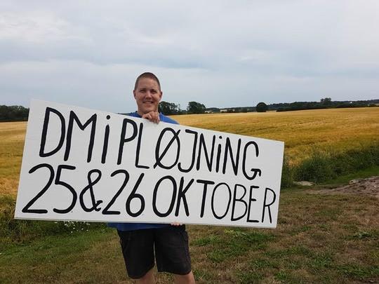 Den sidste weekend i oktober bliver der afholdt DM i pløjning i Gørlev.