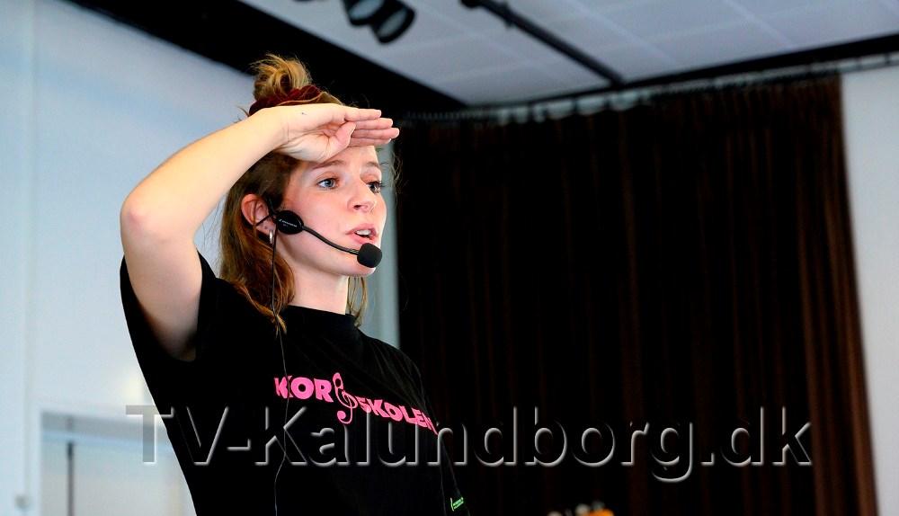 Sangleder Clara Birch. Foto: Jens Nielsen