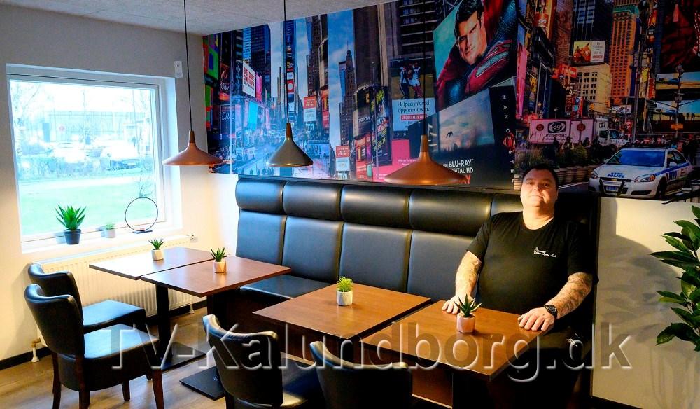 Flemming Bindesbøl, Cafe Hangover. Foto: Jens Nielsen