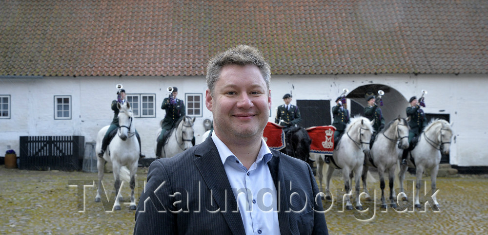 Adm. Direktør for VisitVestsjælland, Lars Nielsen, frattræder sit job. Foto: Jens Nielsen
