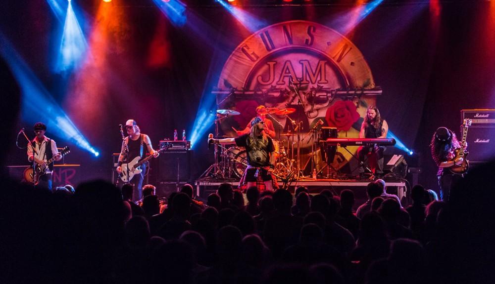 Guns N Roses Jam.