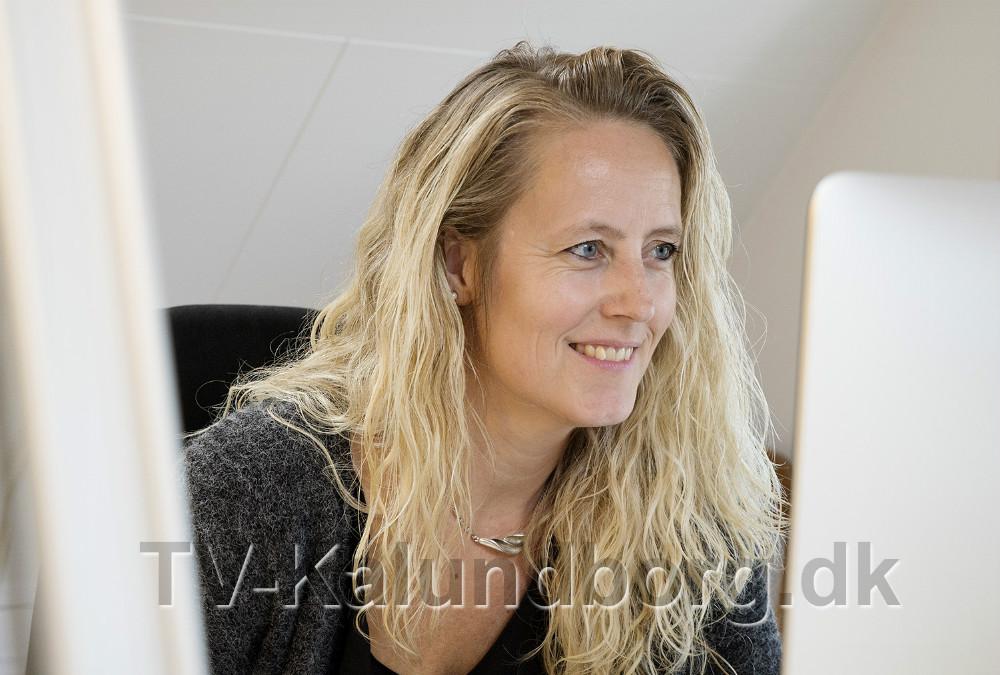 Christina Christensen. Foto: Jens Nielsen