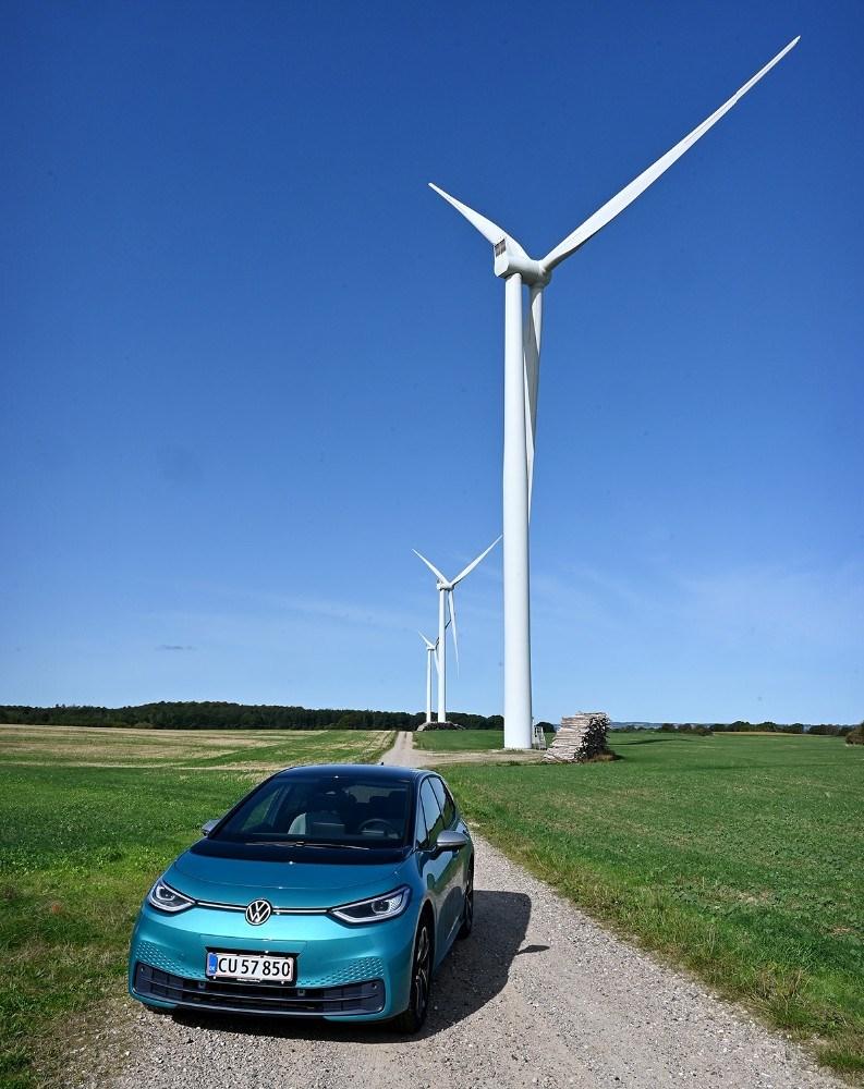 100 elektrisk. Foto: Jens Nielsen