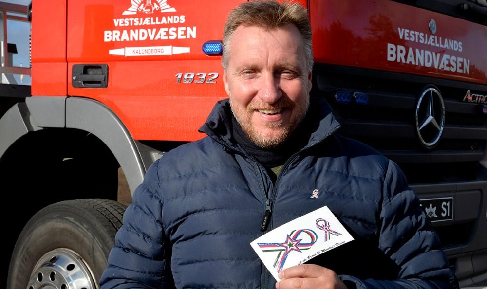 Michael Jensen, Kalundborg. Foto: Jens Nielsen
