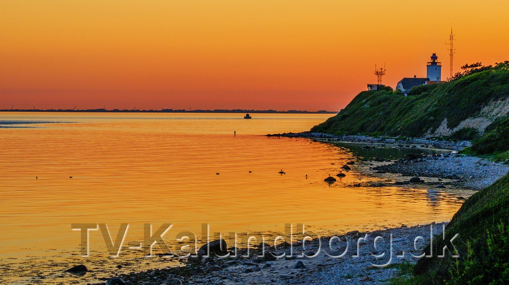 Røsnæs er med i den nye Naturkanon. Foto: Ole Agerbæk