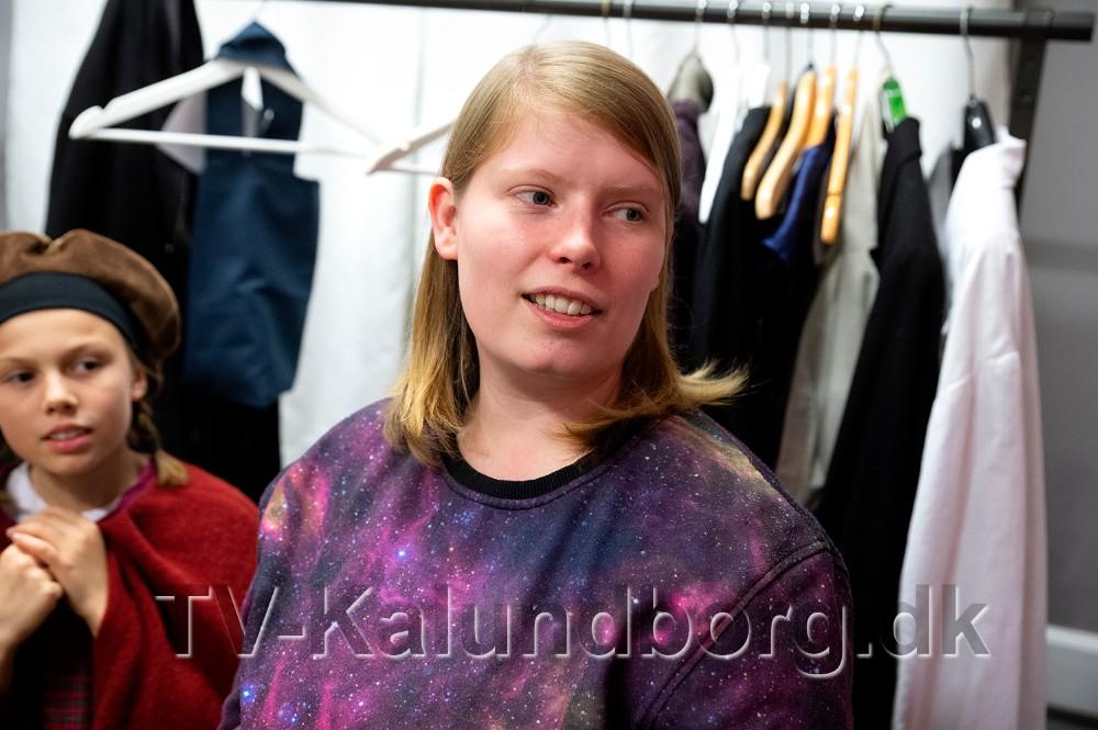 Instruktør Nanna Holm Hemmingsen. Foto: Jens Nielsen