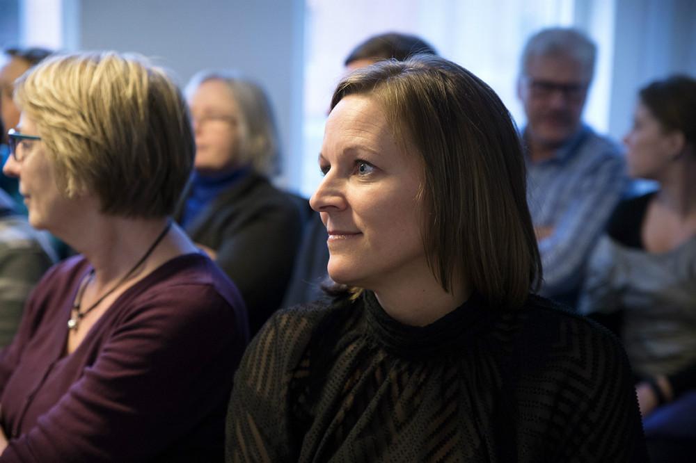 Karin Anholm. Foto: Jens Nielsen