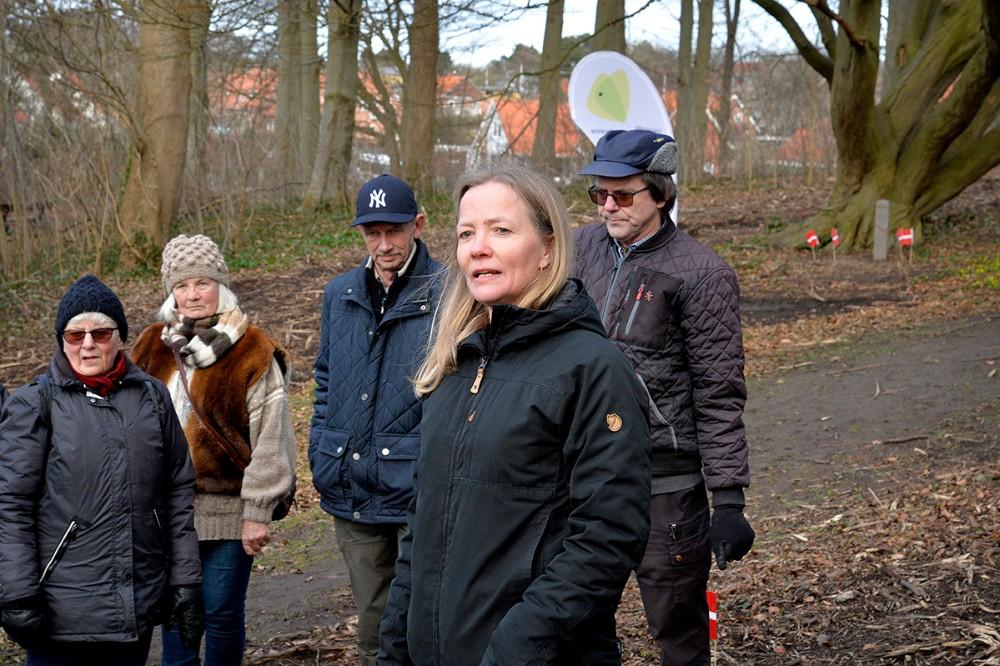 Charlotte Jørgensen, Vej og Park. Foto: Jens Nielsen