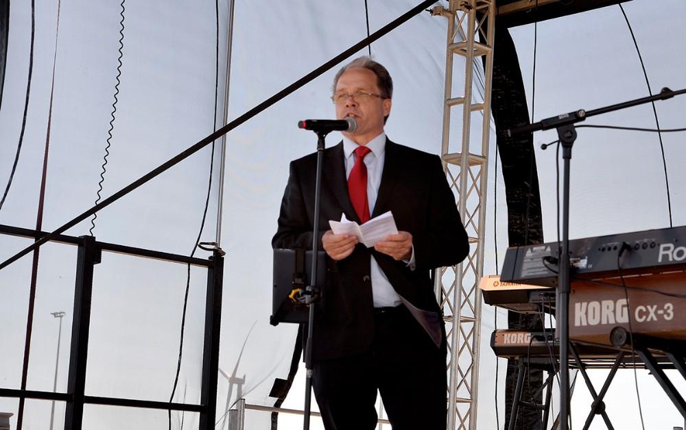 Bestyrelsesformand Martin Schwartzbach. Foto: Jens Nielsen