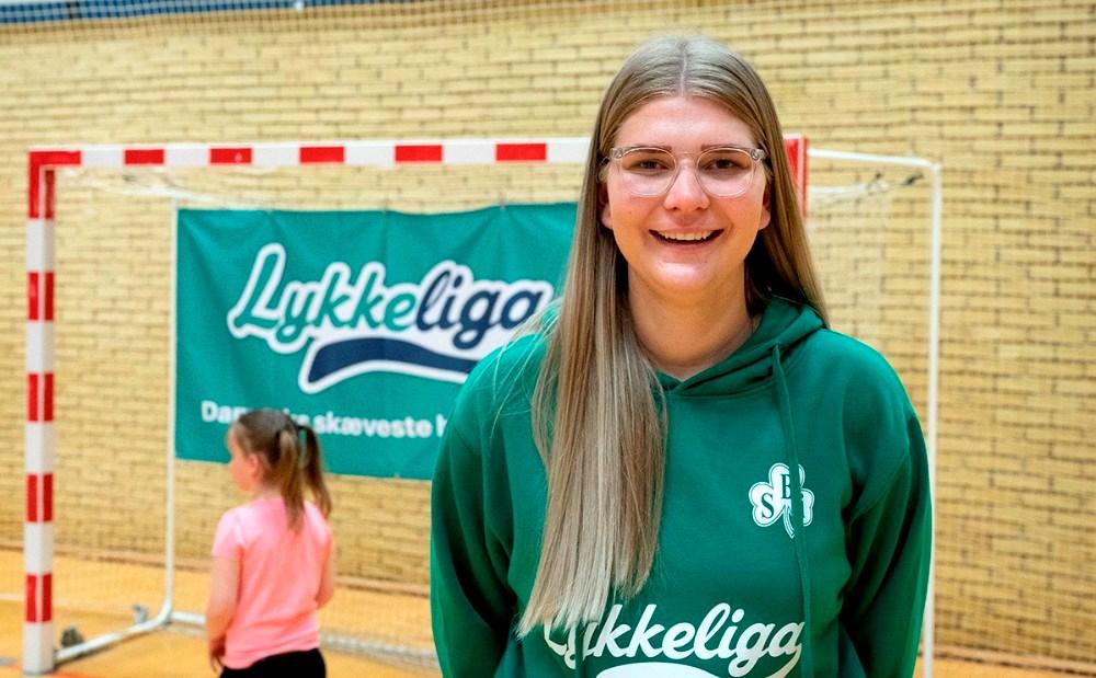 Katrine Olsen er initiativtager til SBI LykkeLiga. Foto: Jens Nielsen