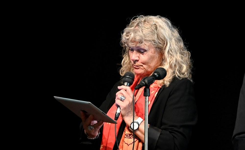Dorthe Birch bød velkommen. Foto: Jens Nielsen